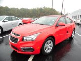 2016 Red Hot Chevrolet Cruze Limited LT #107503000