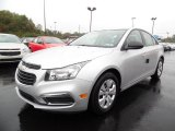 2016 Silver Ice Metallic Chevrolet Cruze Limited LS #107502999