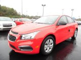 2016 Red Hot Chevrolet Cruze Limited LS #107502998