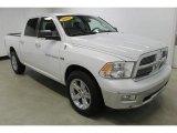 2011 Bright White Dodge Ram 1500 Big Horn Crew Cab #107502654