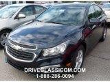 2016 Blue Ray Metallic Chevrolet Cruze Limited LT #107533740