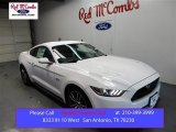 2016 Oxford White Ford Mustang GT Coupe #107533443