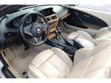 2007 BMW 6 Series Interiors