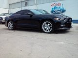 2015 Black Ford Mustang EcoBoost Premium Coupe #107533440