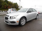 2016 Silver Ice Metallic Chevrolet Cruze Limited LS #107533657