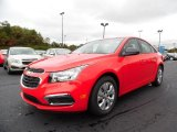 2016 Red Hot Chevrolet Cruze Limited LS #107533652