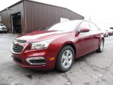 2016 Siren Red Tintcoat Chevrolet Cruze Limited LT #107533649