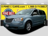 2010 Clearwater Blue Pearl Chrysler Town & Country Limited #107533366