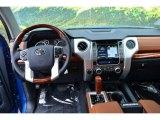 2016 Toyota Tundra 1794 CrewMax 4x4 Dashboard
