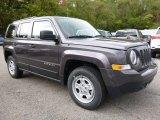 2016 Jeep Patriot Granite Crystal Metallic