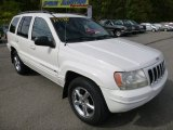 2002 Jeep Grand Cherokee Stone White