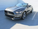 2016 Ford Mustang Magnetic Metallic