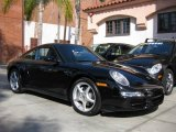 2005 Black Porsche 911 Carrera Coupe #10729574