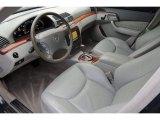 2006 Mercedes-Benz S Interiors