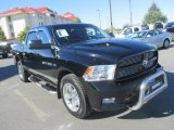 2012 Black Dodge Ram 1500 Sport Crew Cab 4x4 #107570363