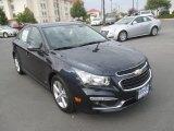 2016 Blue Ray Metallic Chevrolet Cruze Limited LT #107570352