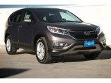 2015 Urban Titanium Metallic Honda CR-V EX #107570146