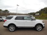2016 Oxford White Ford Explorer XLT 4WD #107603123