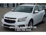 2016 Summit White Chevrolet Cruze Limited LT #107603330