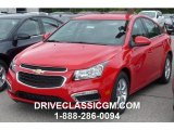2016 Red Hot Chevrolet Cruze Limited LT #107603327
