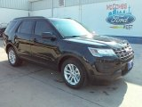 2016 Shadow Black Ford Explorer FWD #107603048