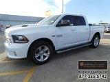 2014 Bright White Ram 1500 Sport Crew Cab #107603184