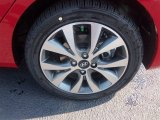 Hyundai Accent 2016 Wheels and Tires
