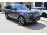 2016 Land Rover Range Rover Supercharged Data, Info and Specs