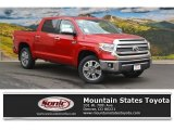 2016 Barcelona Red Metallic Toyota Tundra 1794 CrewMax 4x4 #107602964