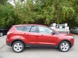 2016 Sunset Metallic Ford Escape SE 4WD #107603124