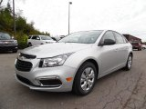 2016 Silver Ice Metallic Chevrolet Cruze Limited LS #107603208