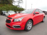 2016 Red Hot Chevrolet Cruze Limited LT #107603204