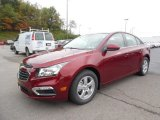 2016 Siren Red Tintcoat Chevrolet Cruze Limited LT #107603197