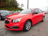 2016 Red Hot Chevrolet Cruze Limited LS #107603195