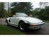 1989 Porsche 911 Carrera Turbo Cabriolet Slant Nose Data, Info and Specs