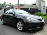 2006 Nighthawk Black Pearl Acura RSX Sports Coupe #10729192