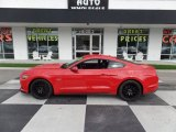 2015 Race Red Ford Mustang GT Premium Coupe #107636633