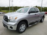 2013 Toyota Tundra Double Cab 4x4 Front 3/4 View