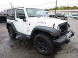 2015 Jeep Wrangler Bright White