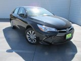 2015 Cosmic Gray Mica Toyota Camry XLE #107659976