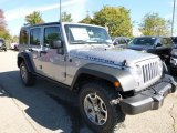 2016 Jeep Wrangler Unlimited Billet Silver Metallic