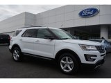 2016 Oxford White Ford Explorer XLT #107659878