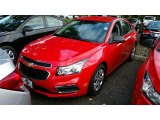2016 Red Hot Chevrolet Cruze Limited LS #107659722