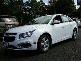 2016 Summit White Chevrolet Cruze Limited LT #107659720