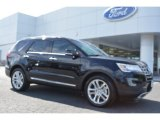 2016 Shadow Black Ford Explorer Limited #107685516