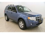 2009 Sport Blue Metallic Ford Escape XLT 4WD #107685736