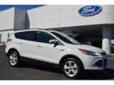 2016 Oxford White Ford Escape SE #107685515