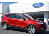 2016 Ruby Red Metallic Ford Escape Titanium #107685514