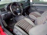 Volkswagen GTI Interiors
