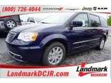 2016 True Blue Pearl Chrysler Town & Country Touring #107685503